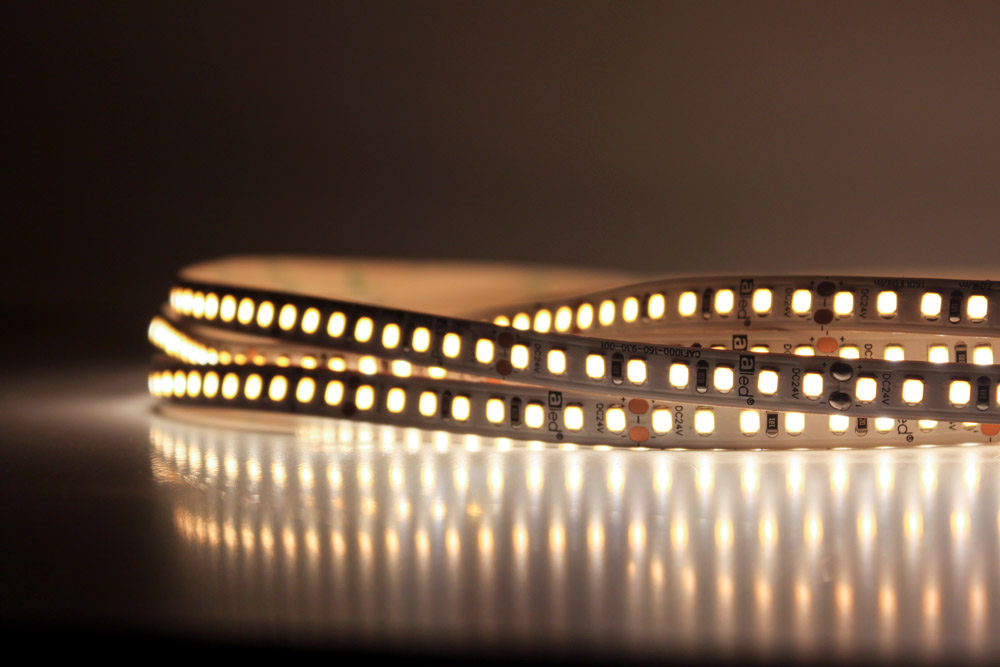 Reel of aLED KIDEFLEX LED strip