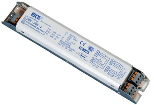 electronic ballasts for t5 fluorescent lamps. Black Bedroom Furniture Sets. Home Design Ideas